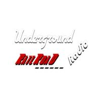 Logo of radio station Underground Railroad Radio