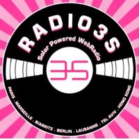 Logo of radio station Radio3S - SolarSoundSystem