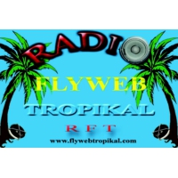 Logo of radio station FLYWEB TROPIKAL RFT