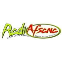 Logo of radio station Radio Afsana