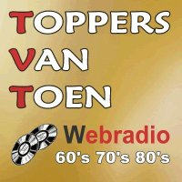 Logo of radio station Toppers van Toen