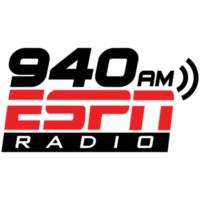 Logo of radio station 940 AM ESPN