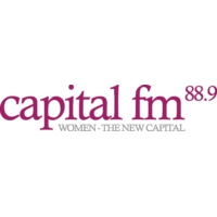 Logo of radio station Capital FM 88.9