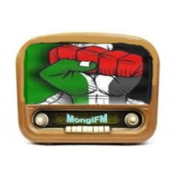 Logo of radio station MongiFM