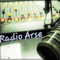 Logo of radio station radio arse