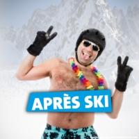 Logo of radio station RPR1. Aprés Ski & Mallehits