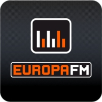 Logo of radio station Europa FM