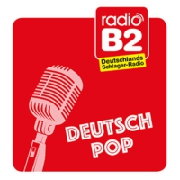 Logo of radio station radio B2 Deutsch-Pop