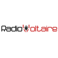 Logo of radio station Radio Voltaire