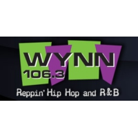 Logo of radio station WYNN 106.3