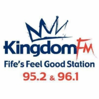 Logo of radio station Kingdom FM