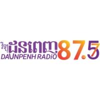 Logo of radio station វិទ្យុដូនពេញ eFM - Daun Penh EFM