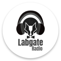 Logo of radio station Labgate Radio Alternative and Grunge