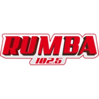 Logo of radio station Rumba 102.5 FM - Cartagena