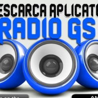 Logo of radio station Radio GS Romania