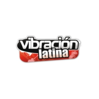 Logo of radio station Vibración Latina