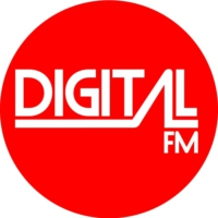 Logo of radio station Digital 91.1 FM