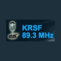 Logo of radio station KRSF 89.3