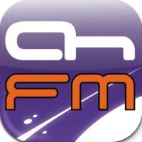 Logo of radio station AH.FM
