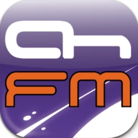 Logo of radio station AH.FM