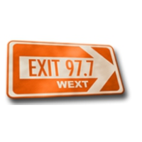 Logo of radio station WEXT EXIT 97.7