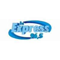 Logo of radio station FM Express 96.5 Mhz