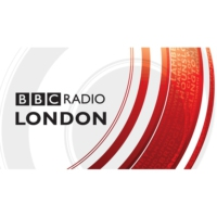 Logo of radio station BBC Radio London