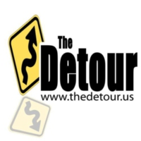 Logo of radio station WETX The Detour