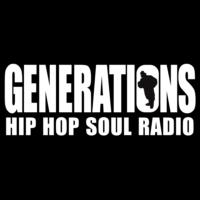 Logo of radio station Générations