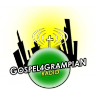 Logo of radio station Gospel4Grampian
