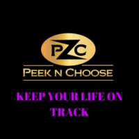 Logo of radio station PEEK N CHOOSE