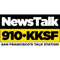 Logo of radio station KKSF AM NewsTalk 910