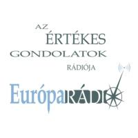 Logo of radio station Európa Rádió