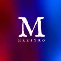 Logo of radio station Maestro