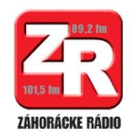 Logo of radio station Záhorácke Rádio