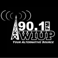 Logo of radio station WIUP 90.1 FM