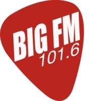 Logo of radio station BIG FM 101.6