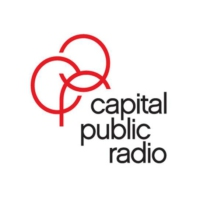 Logo of radio station KUOP Capital Public Radio 91.3