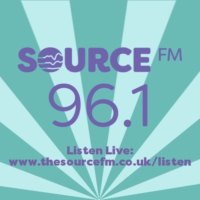 Logo of radio station Source FM 96.1