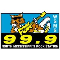 Logo de la radio WSMS The Fox 99.9