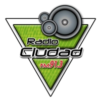 Logo of radio station Radio Ciudad 91.3
