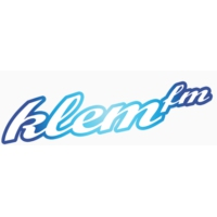 Logo of radio station Klem FM