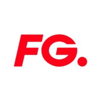 Logo of radio station FG RADIO FG