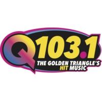 Logo of radio station WNMQ-FM Q103.1