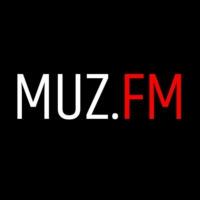 Logo of radio station MUZ.FM