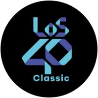 Logo of radio station Los40 classic (España)