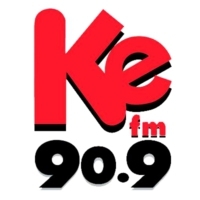 Logo of radio station XHMQ Ke Buena 90.9 FM