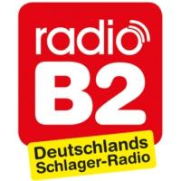 Logo of radio station radio B2