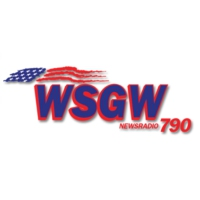 Logo of radio station WSGW 790