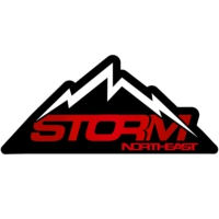 Logo of radio station Storm 106.2